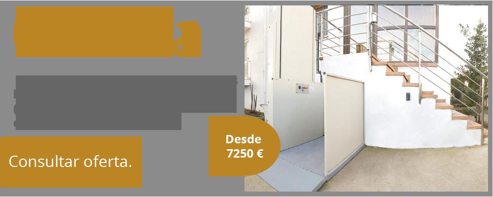 oferta plataforma vertical